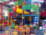 Inside Ants Inya Pants Play Centre